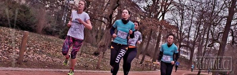 Běh Lužánkami, závod, foto