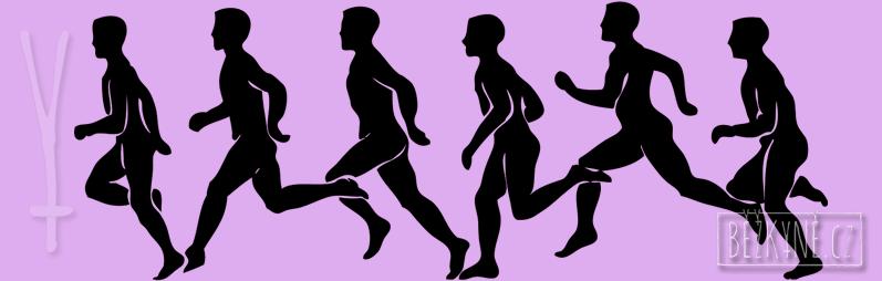 Běžecká technika, běžecký styl
